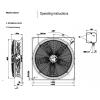 ebmpapst轴流风机W8D910-GD03-01/F01