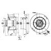 ebmpapst离心风机R2D280-AF10-09